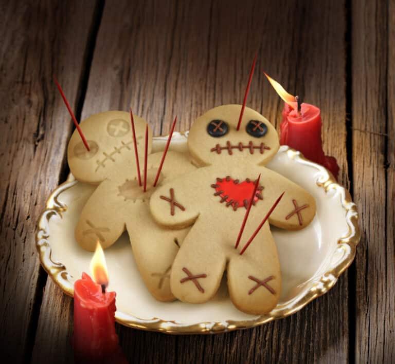 Fred Cursed Cookies Cookie Cutter Stamper Halloween Baking Essential