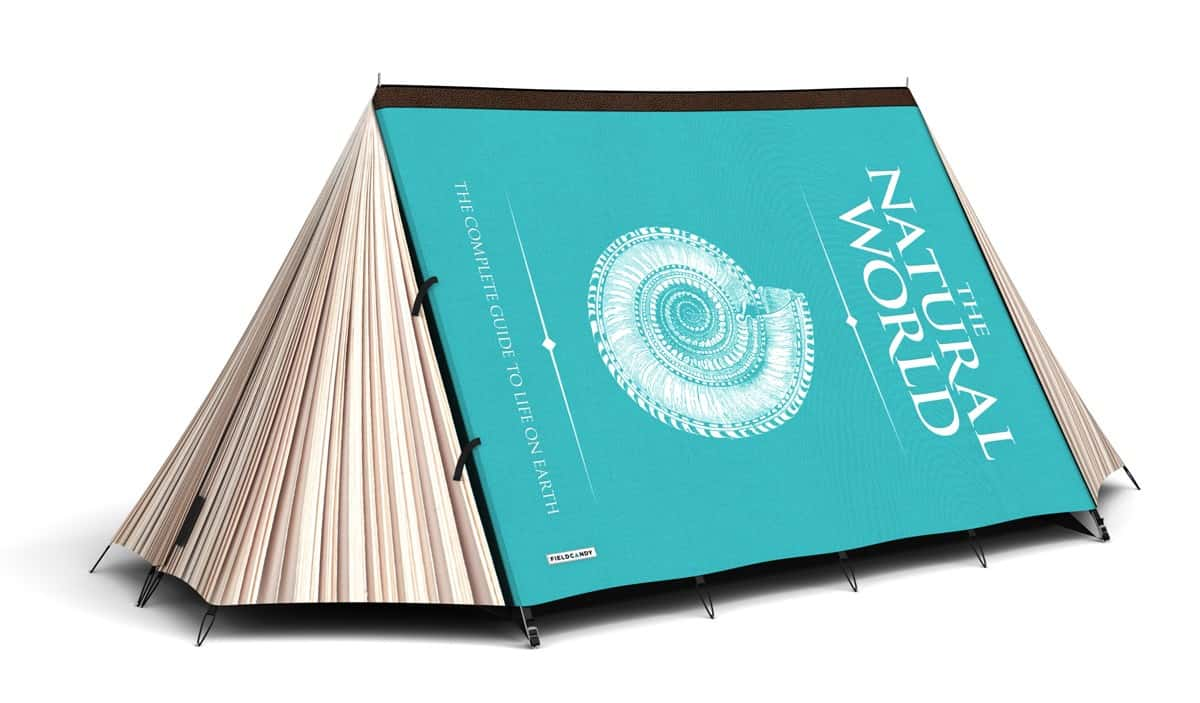 Fully Booked 2-Person Tent The Natural World Design
