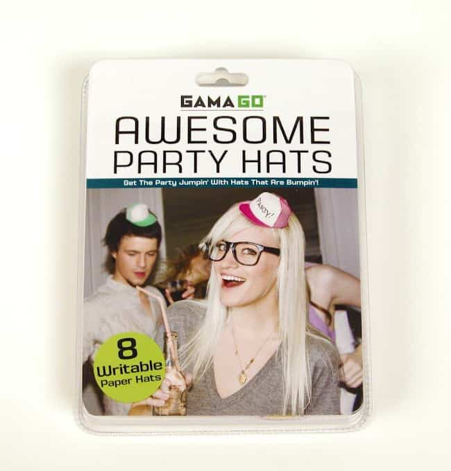 Gamago Awesome Party Hats Cheap Favor