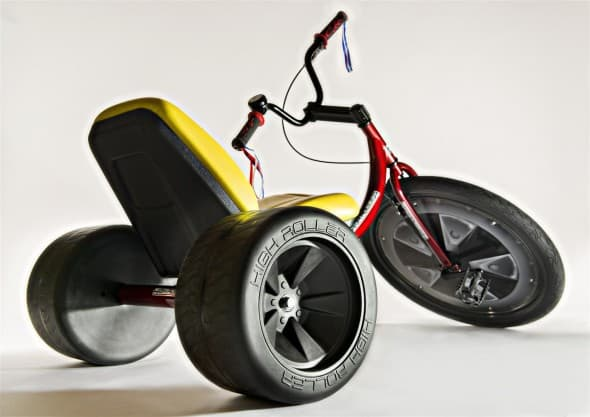 High Roller Adult Size Big Wheel Trike Fun Toy for the Big Boy