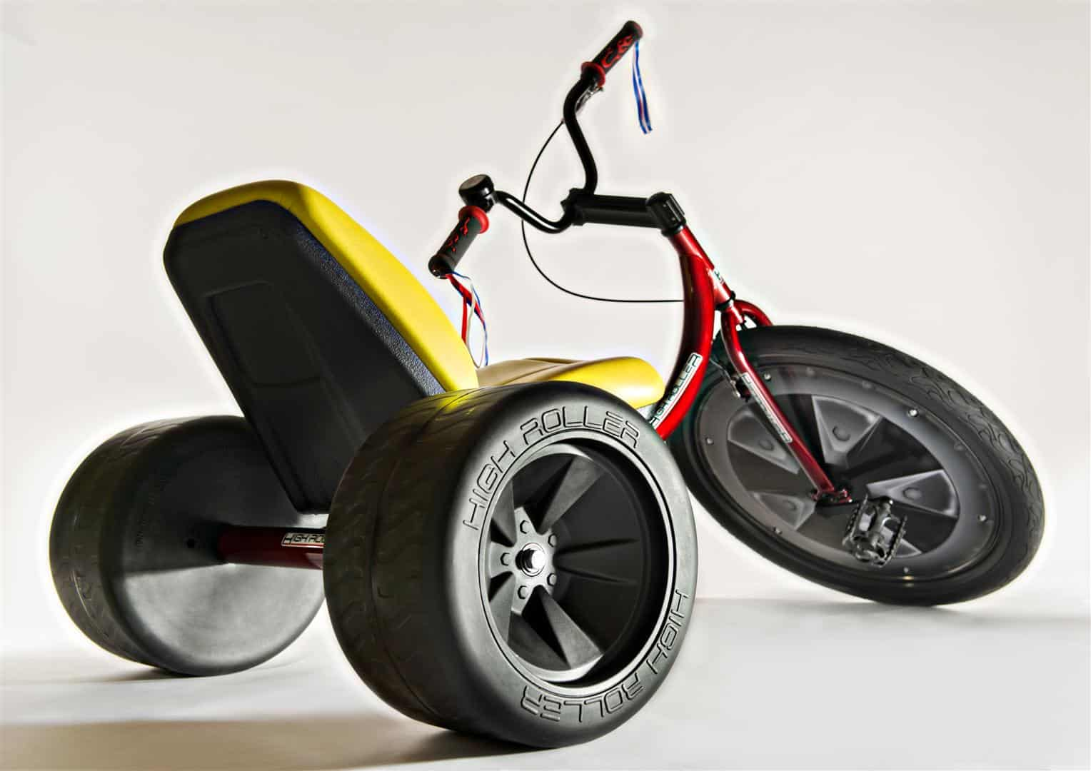 High Roller Adult Size Big Wheel Trike Fun Toy for the Big Boy