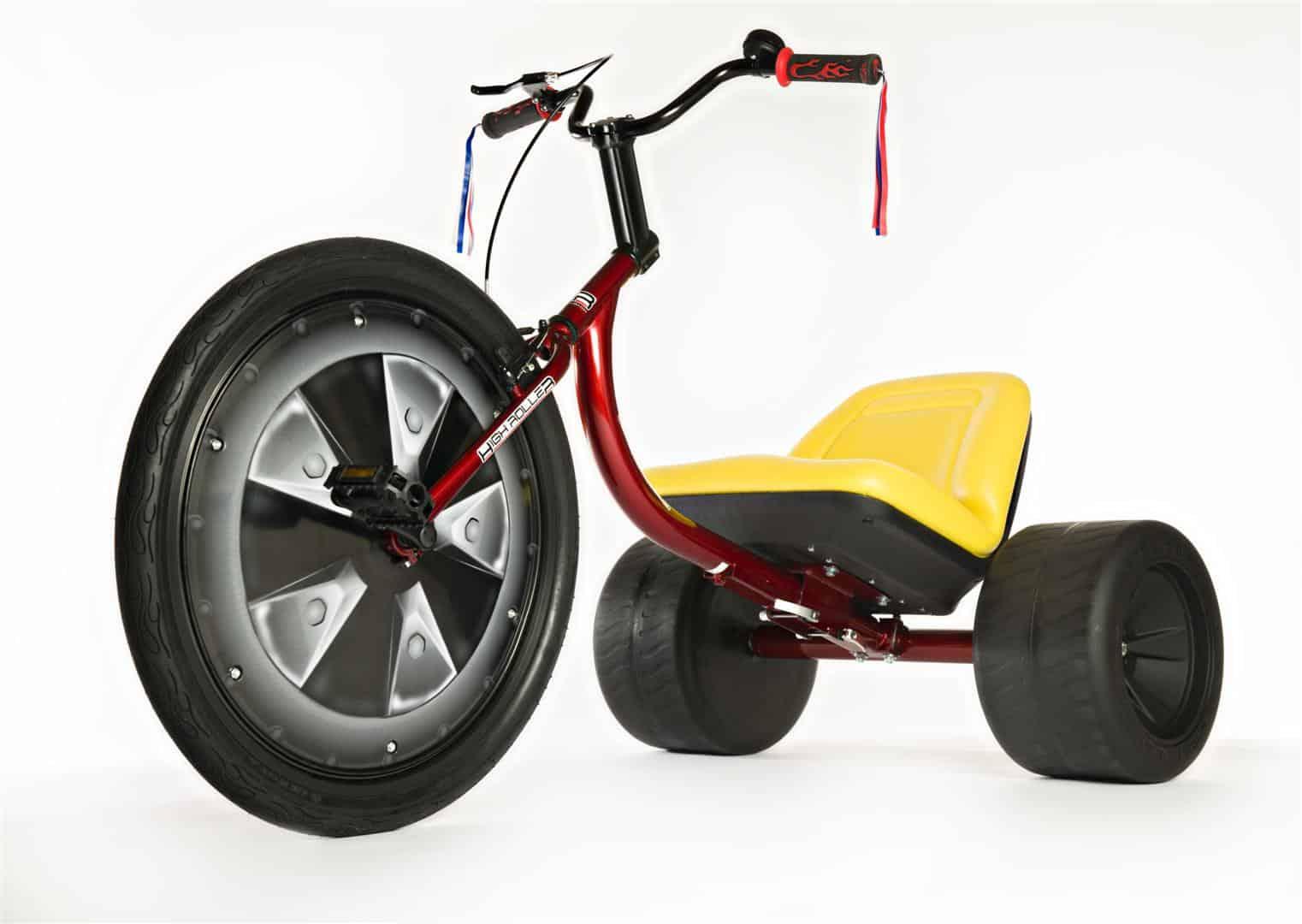 High Roller Adult Size Big Wheel Trike Manchild Gift Idea