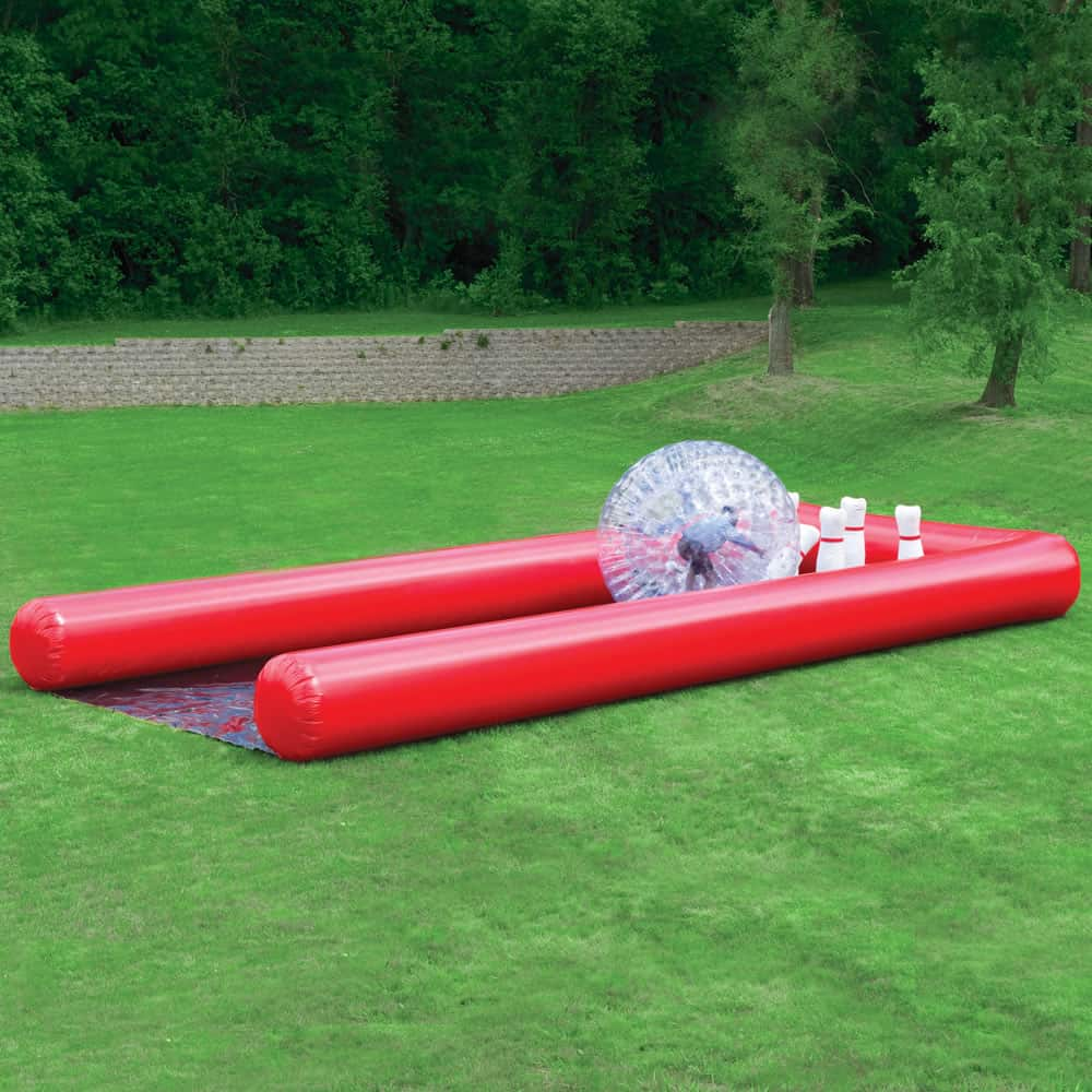 Human Bowling Ball Giant Inflatable Zorb Party Activity