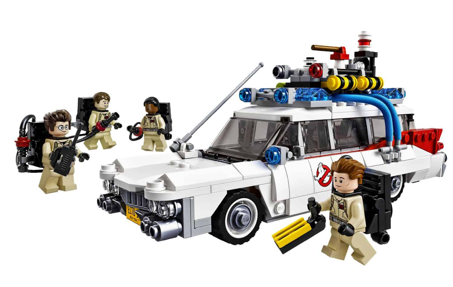 Lego Ghostbusters Ecto-1 Collector and Fan Gift Idea