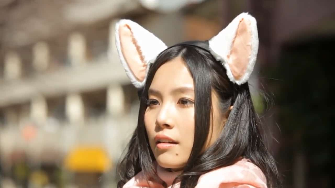 Emotion Controlled Cat Ears