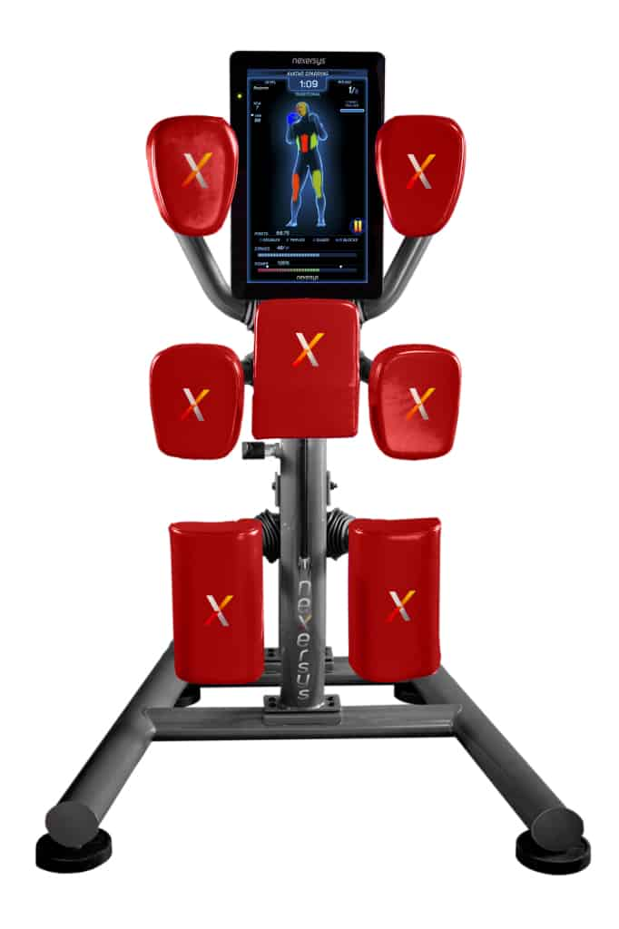 Nexersys PRO Boxing Better Physique with Fun Workout