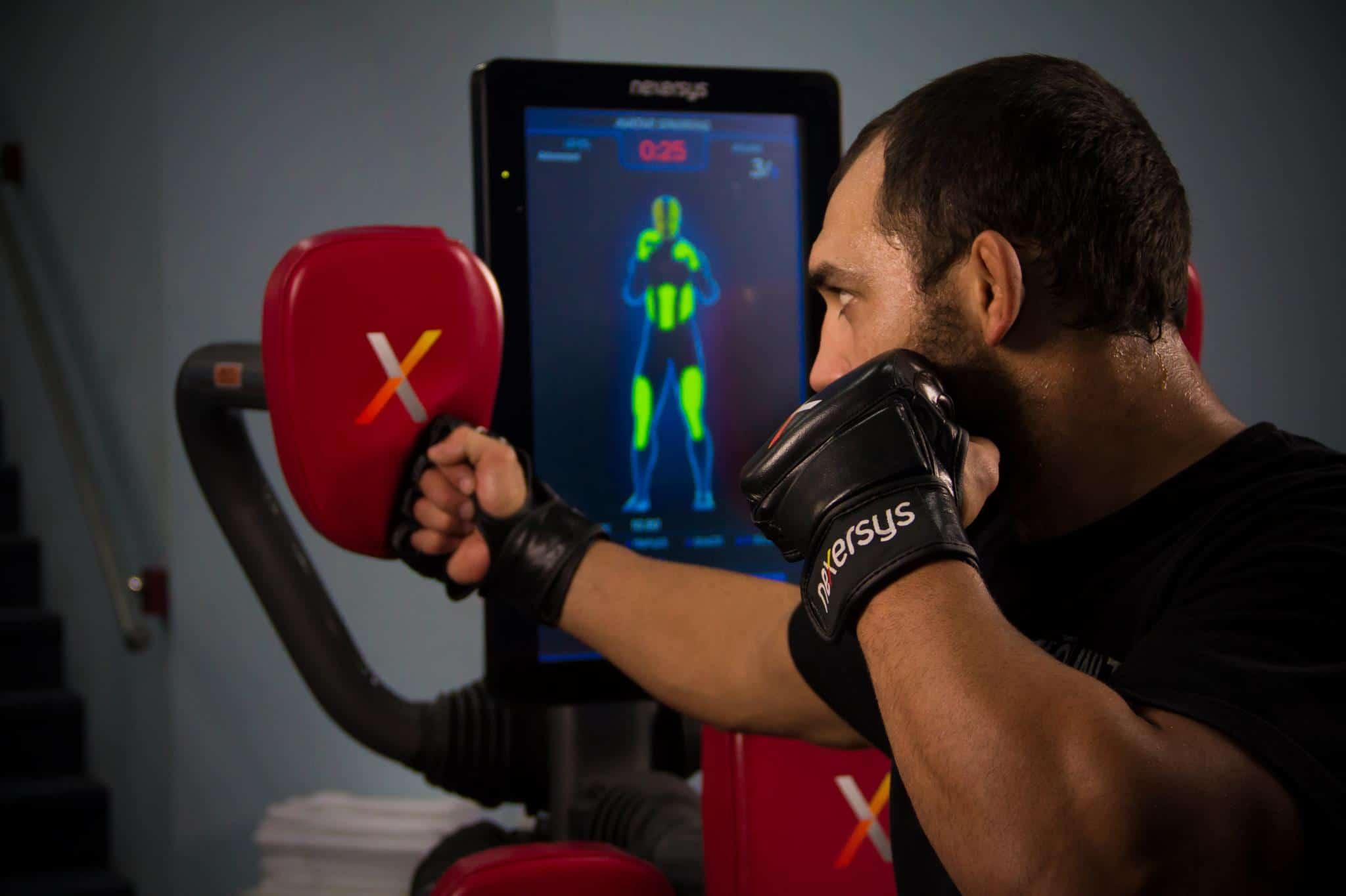 Nexersys PRO Boxing Johny Hendrix Mixed Martial Arts Effective MMA Exercise