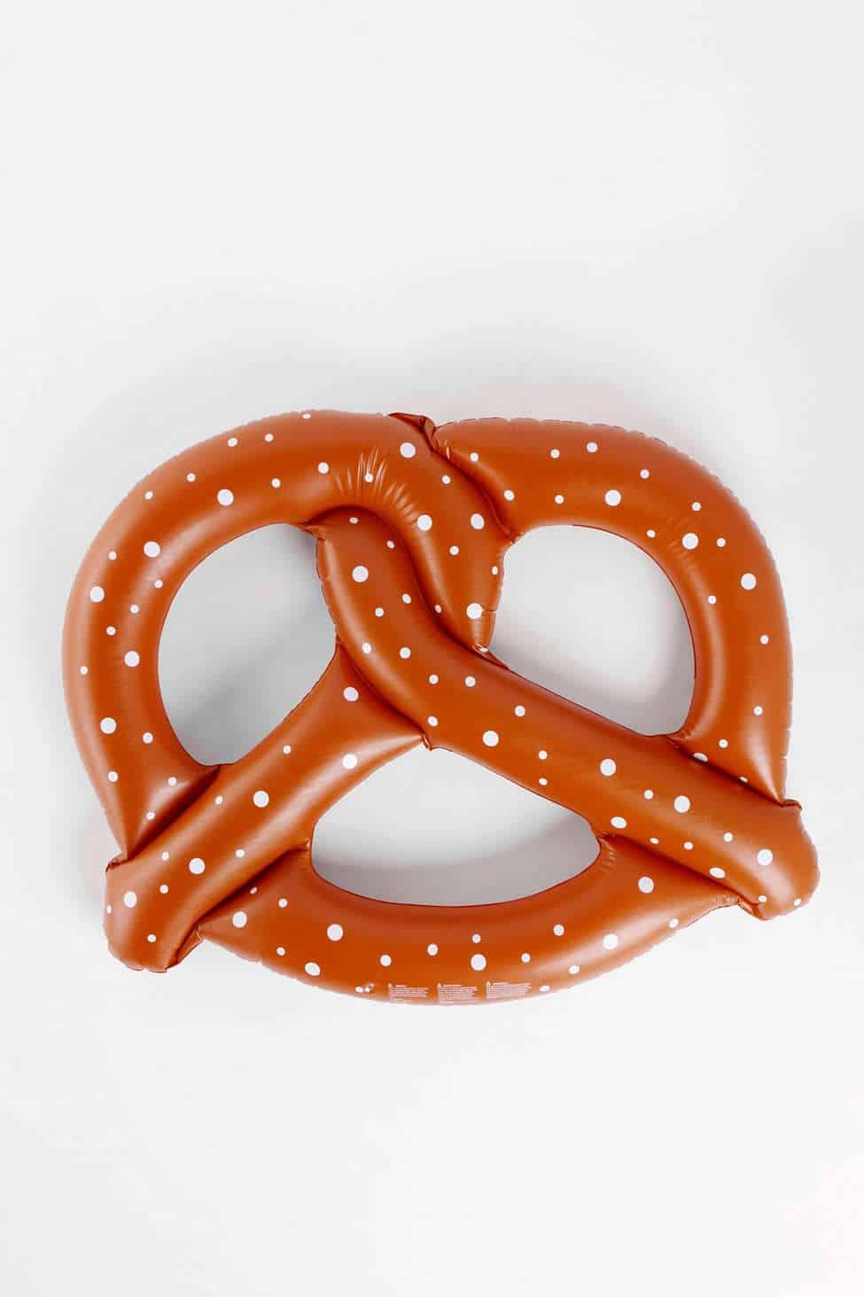 Pretzel Pool Float Cute Inflatable Product