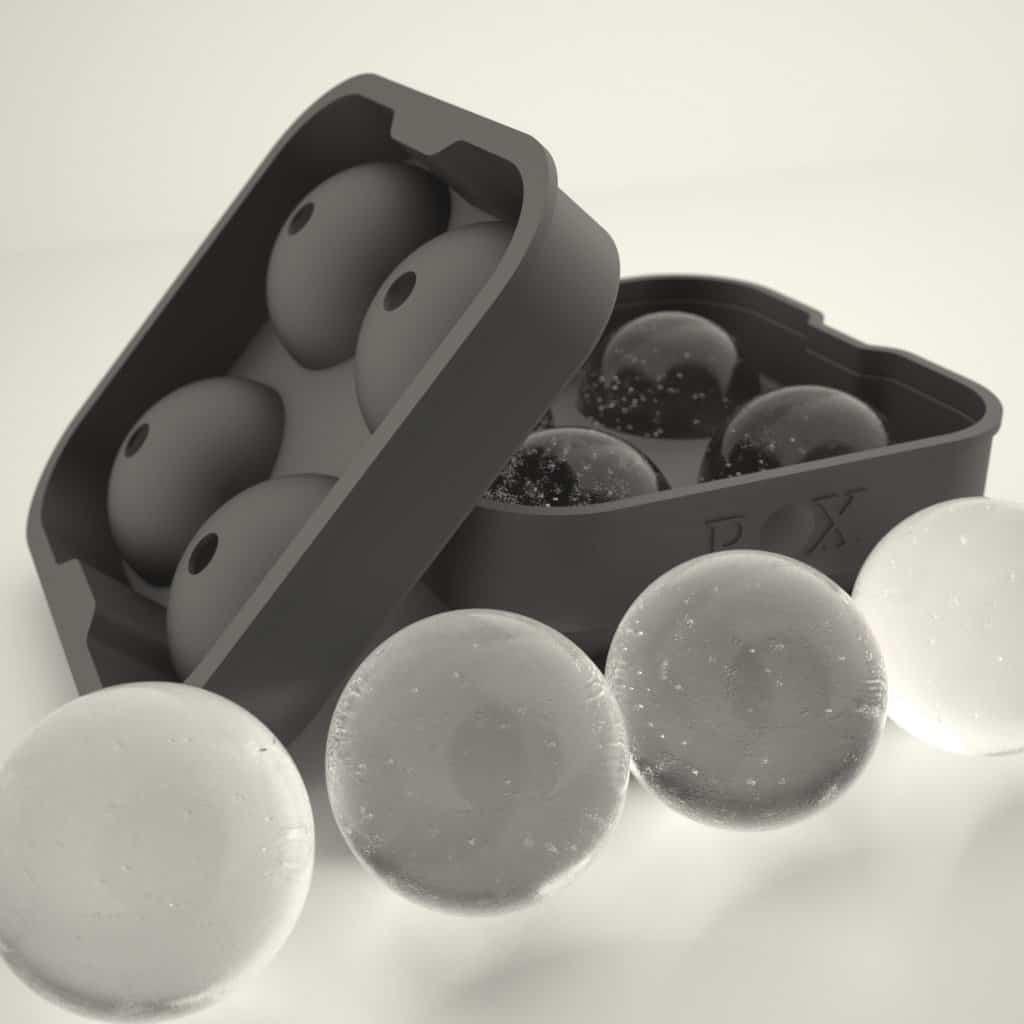 Great balls of ice!