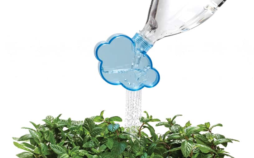 Rainmaker Plant Watering Cloud Novelty Simple but Brilliant Design