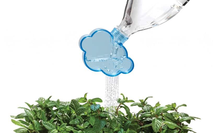 Rainmaker Plant Watering Cloud Novelty Simple but Brilliant Design