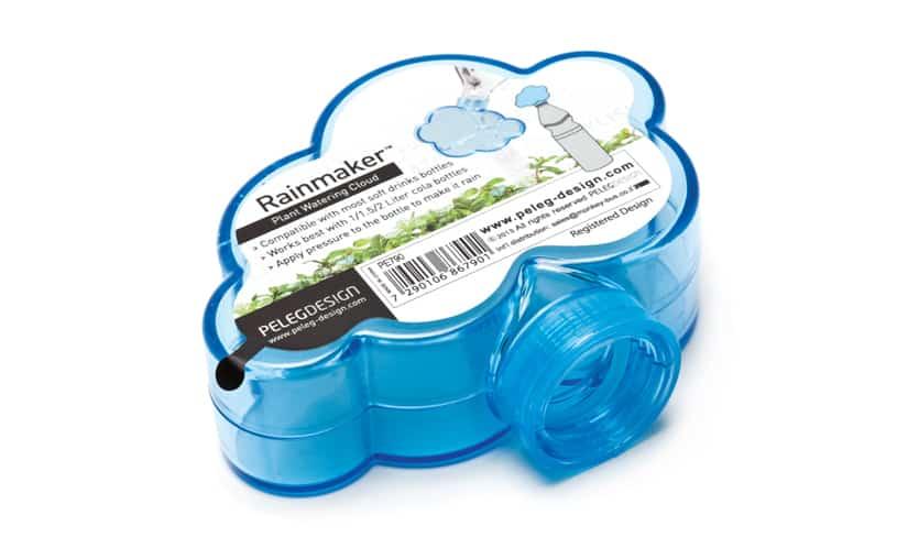 Rainmaker Plant Watering Cloud Recycle Plastic Drinking Bottle