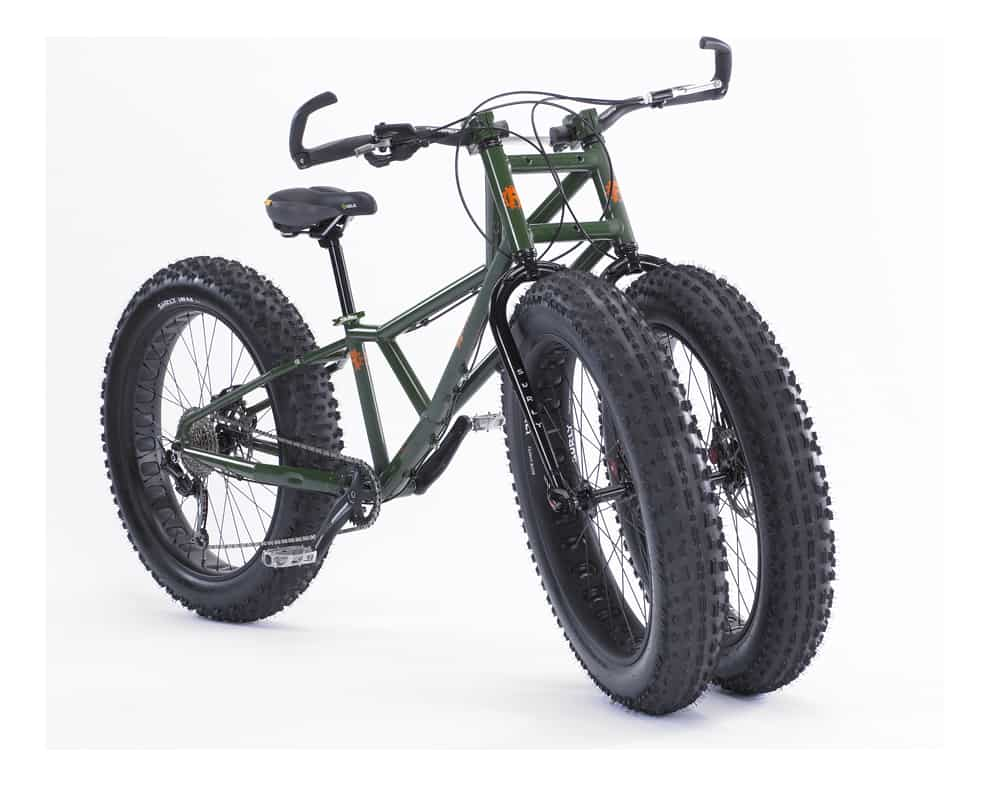 Rungu Juggernaut Trike Cool Off Road Bike