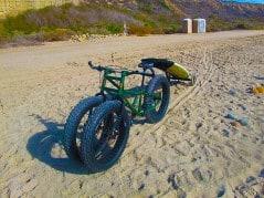 Where others walk you ride the juggernaut.