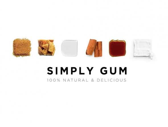 Simply Gum Natural Chewing Gum Buy Healthy Organic Food