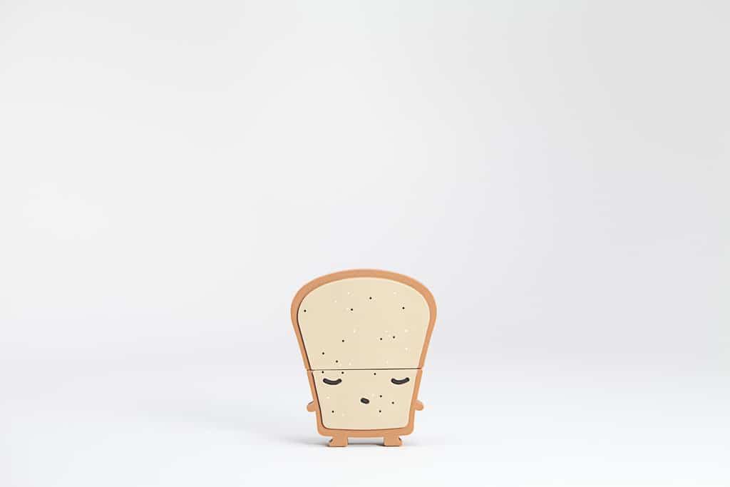 Smoko Toast USB Flash Drive 8GB Ryry Sleepy Bread