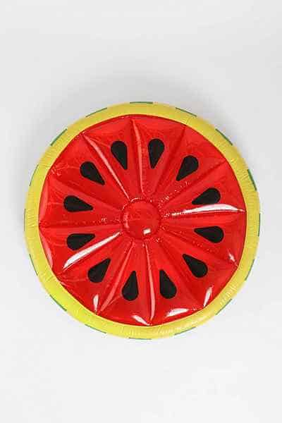 Watermelon Slice Pool Float Fruit Inspired Design Swimming Product