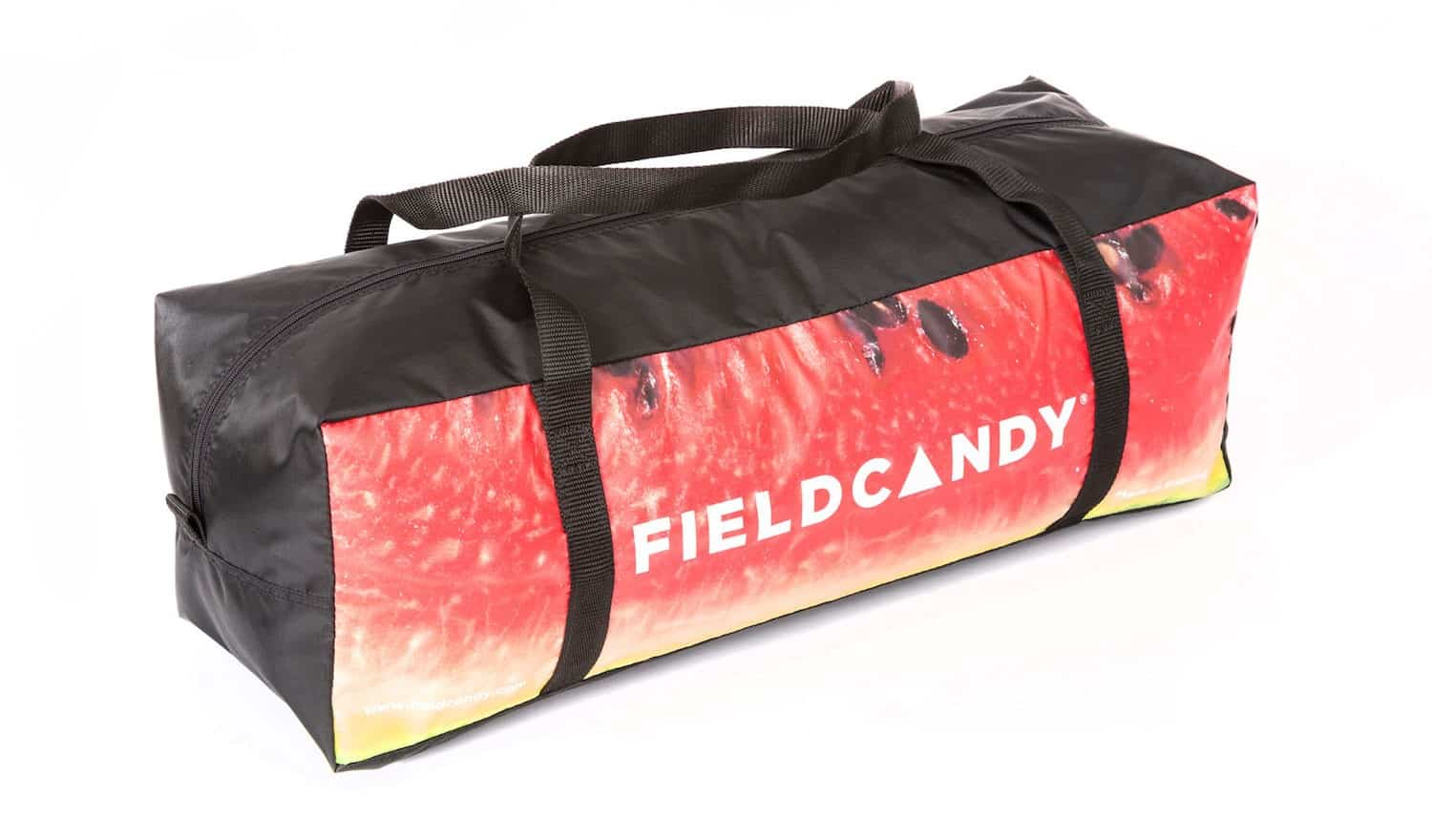 What a Melon 2-Person Tent Camping Bag Watermelon Design