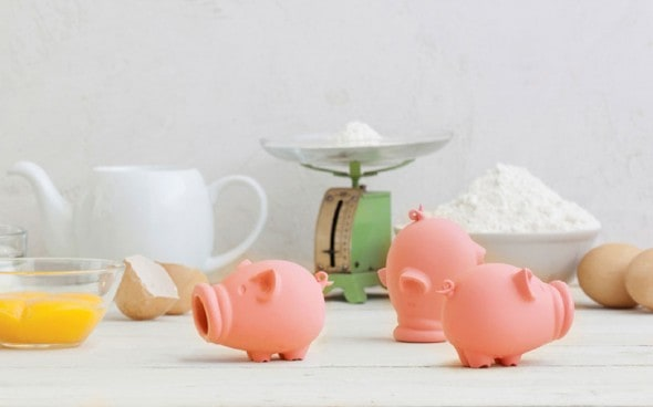 Yolkpig Egg Separator Cute Kitchen Gadget