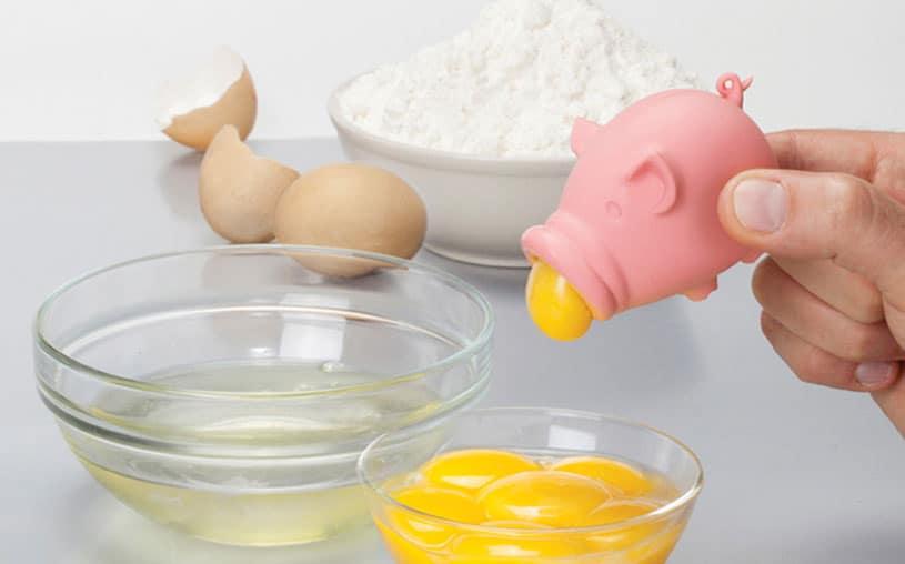 Yolkpig Egg Separator Seperate Yolk from White