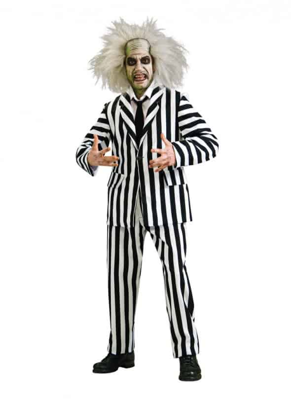 Beetlejuice Costume Cool Halloween Wear