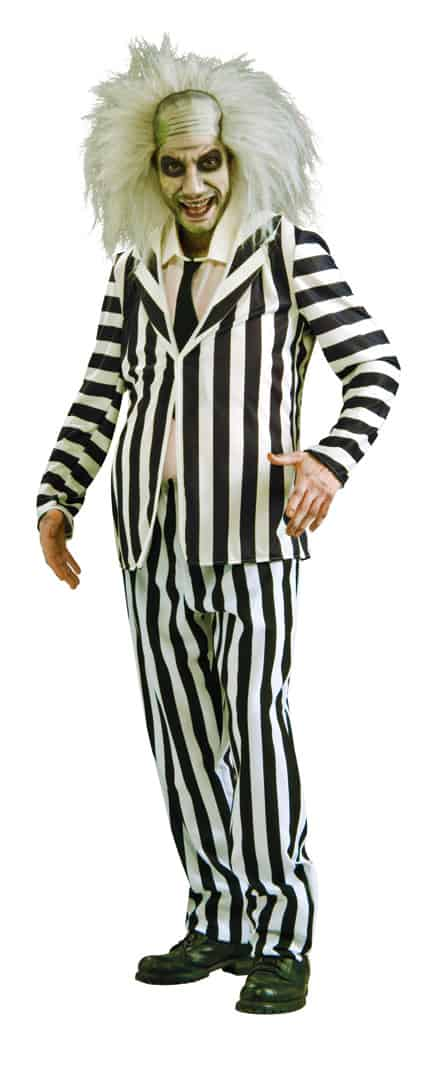 Beetlejuice Costume Dress Up Party