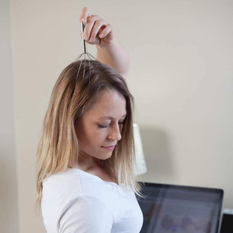 Body Back Scalp Massager Relaxation Product