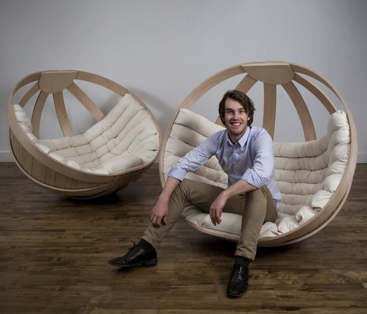 Cradle Chair By Richard Clarkson Cool Furniture