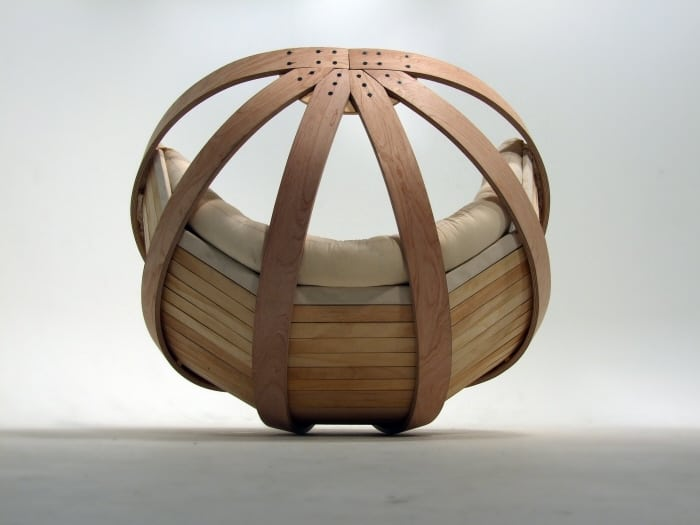 Cradle Chair By Richard Clarkson Cool Wooden Furniture