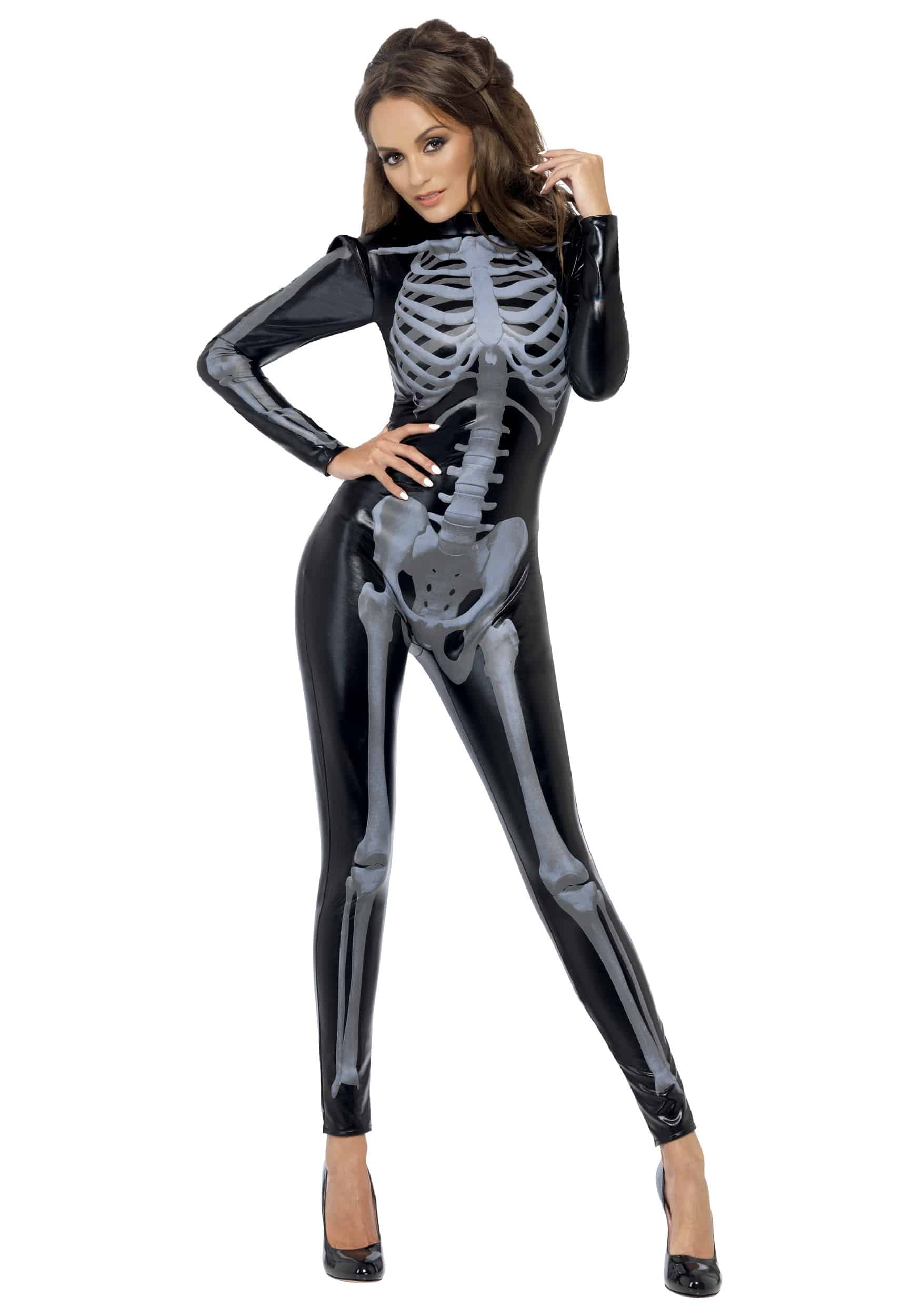 Show the world that you're sexy down to the bones.