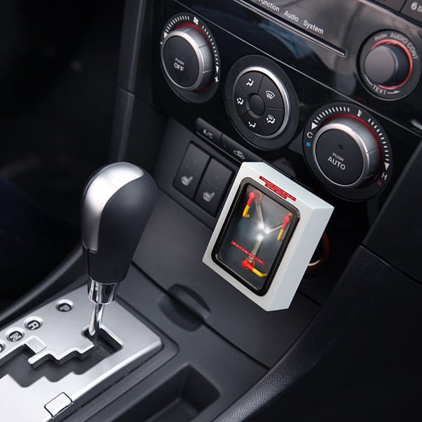 Flux Capacitor USB Car Charger Back to The Future Theme