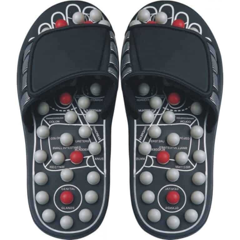 Foot Reflexology Sandals Health Improvement