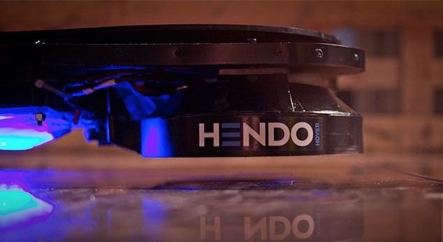 Hendo Hoverboard Levitating Magnets
