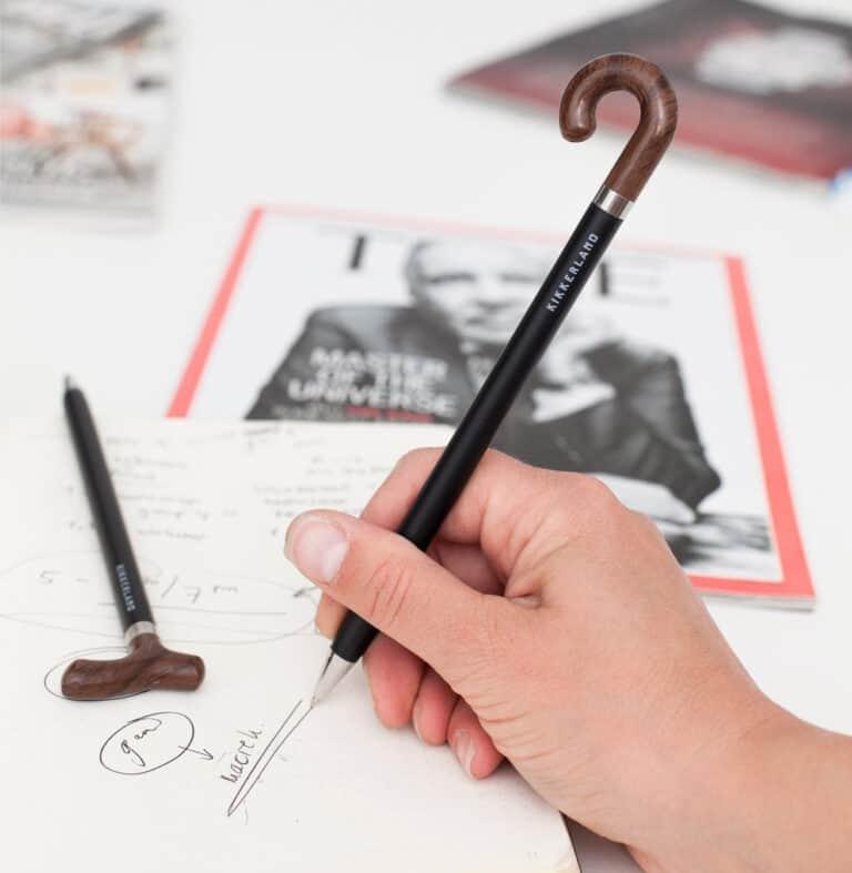 Kikkerland Old and Wise Pens Vintage Novelty Item