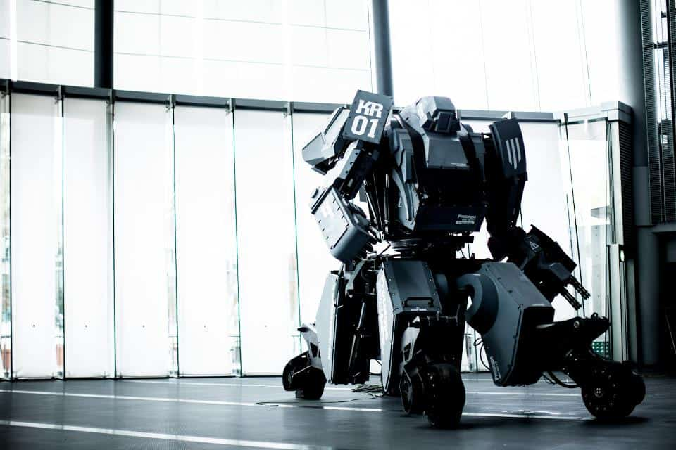 Kuratas by Suidobashi Heavy Industry Buy Giant Robot Mecha