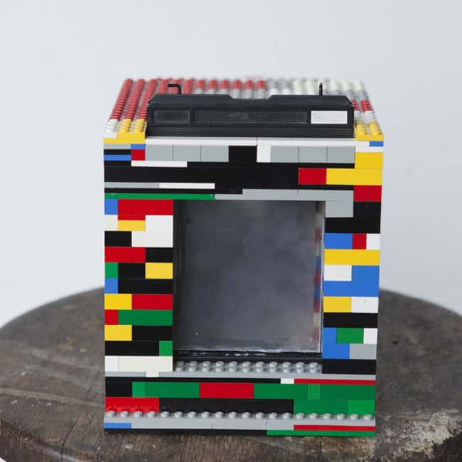 Legotron Mark I 4x5 Camera Viewer