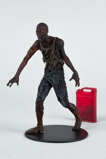 McFarlane Toys The Walking Dead TV Series 5 Charred Walker Collectible Gift Idea for Zombie Fan