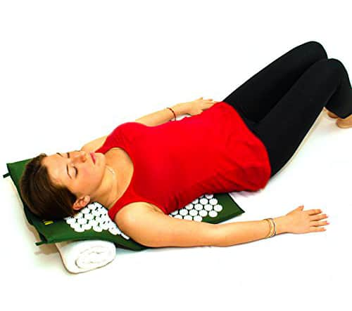 Nayoya Acupressure Mat Relieve Back Pain