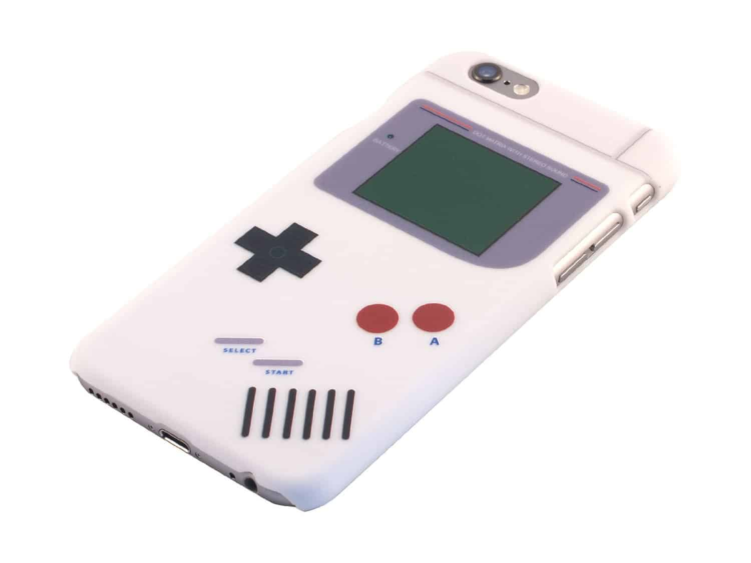 Nintendo Game Boy iPhone Case by Rocketcases Cool Gift Idea for Gamer