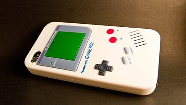 Nintendo Game Boy iPhone Case by Rocketcases Cool Gift Idea for Geeks