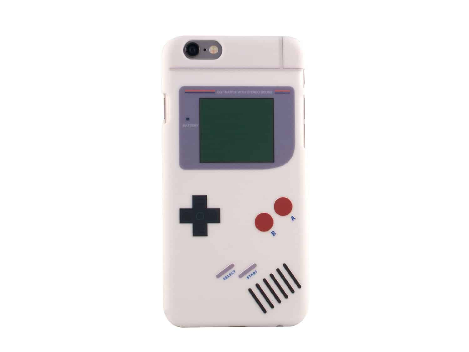 Nintendo Game Boy iPhone Case by Rocketcases Old School Gift Idea