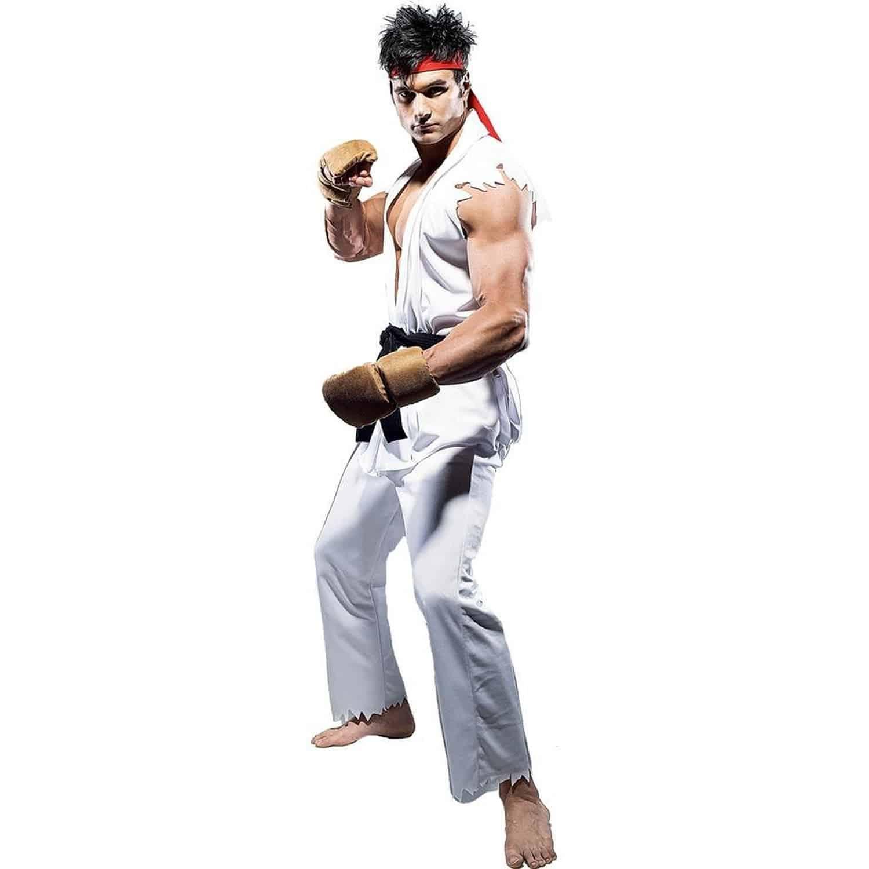 Play as Ryu!