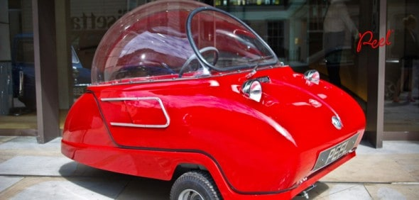 Peel Trident Micro Car Cool Stuff to Buy