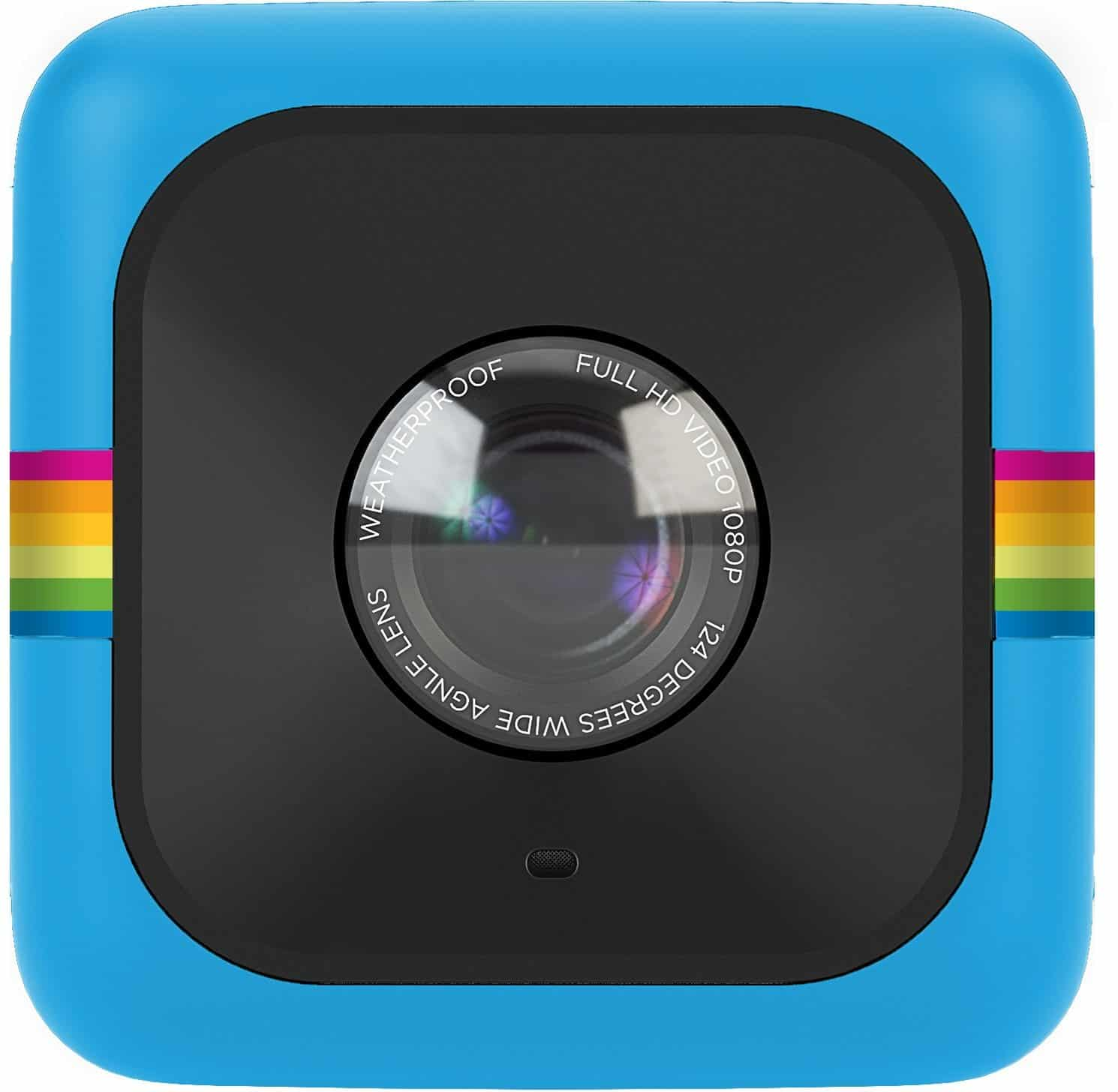 Polaroid POLC3 Cube Lifestyle Action Camera Buy Small HD Camera