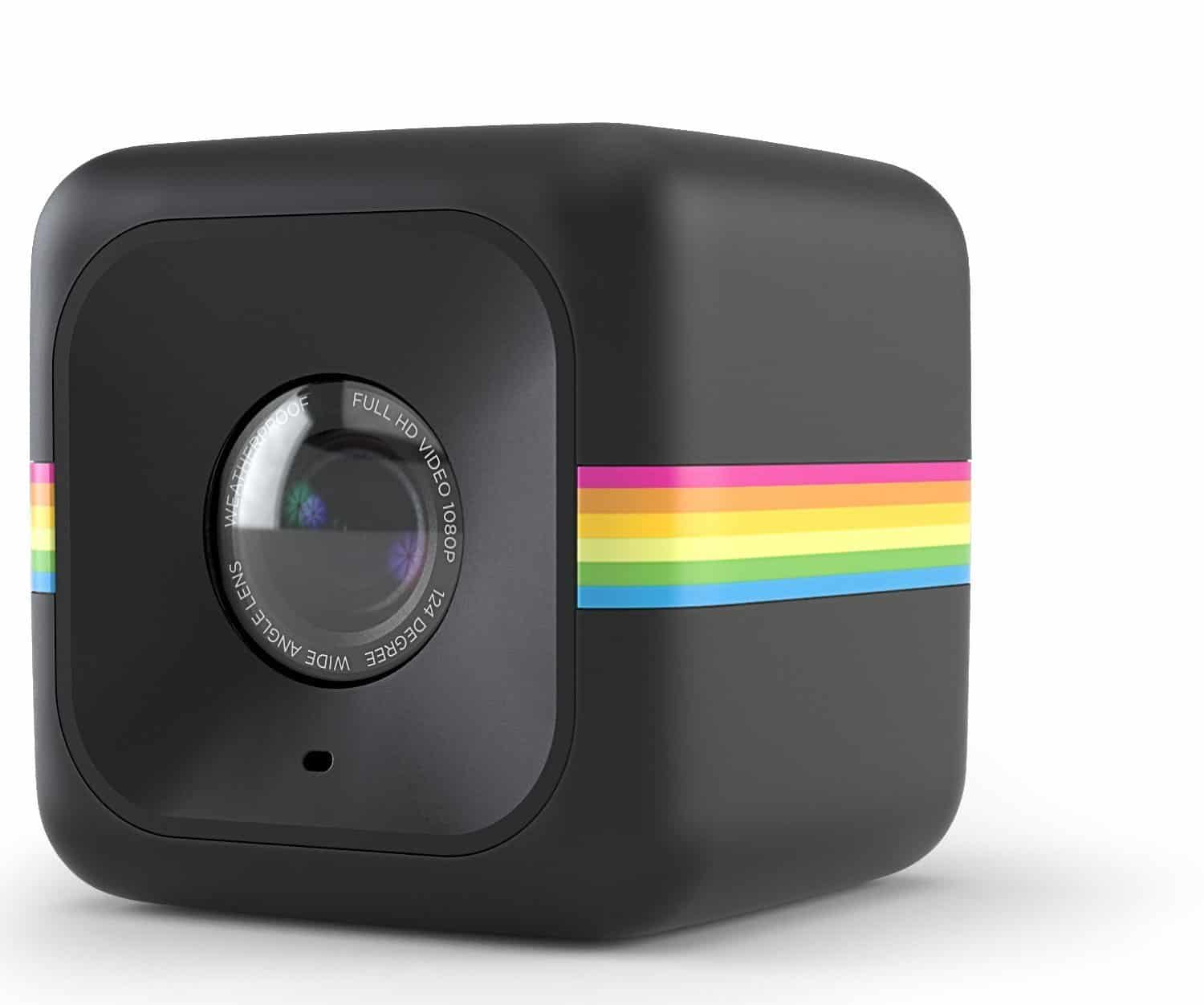 Polaroid POLC3 Cube Lifestyle Action Camera Cool Christmas Gift Idea