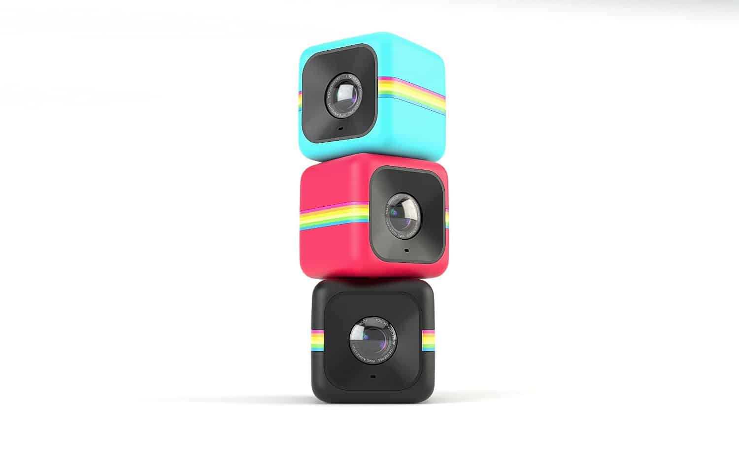 Polaroid POLC3 Cube Lifestyle Action Camera Cute Gift Idea for Her