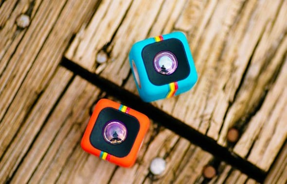 Polaroid POLC3 Cube Lifestyle Action Camera Cute Stuff to Buy on Amazon