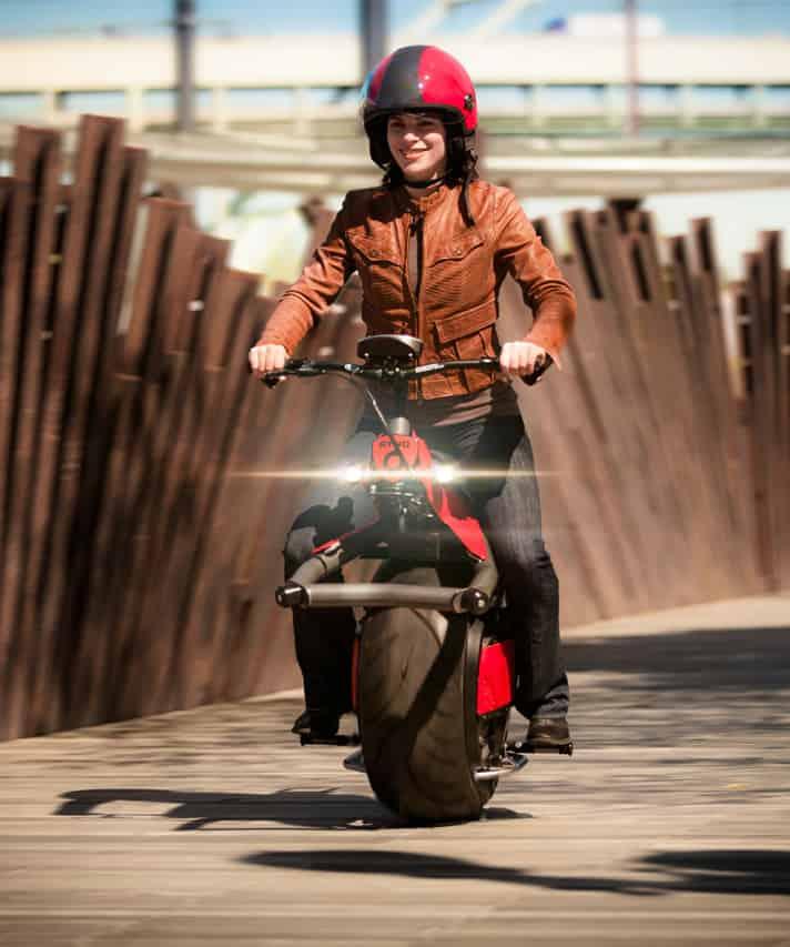 Ryno Motors Micro-cycle A New Breed of Bike