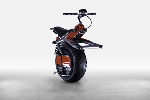 Ryno Motors Micro-cycle Cool Expensive Stuff to Buy