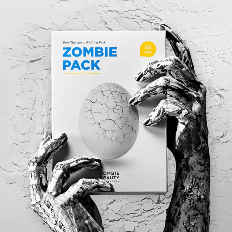 Skin1004 Zombie Pack Wrinkle Care Face Cream Korean Beauty Product